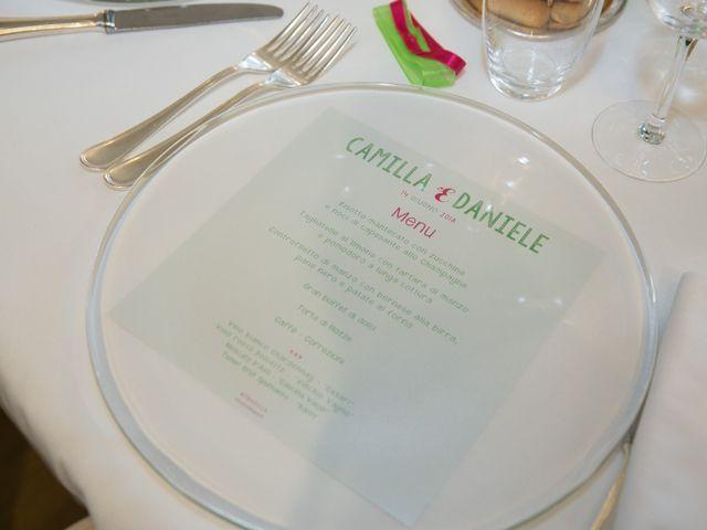 Il matrimonio di Daniele e Camilla a Calco, Lecco 40