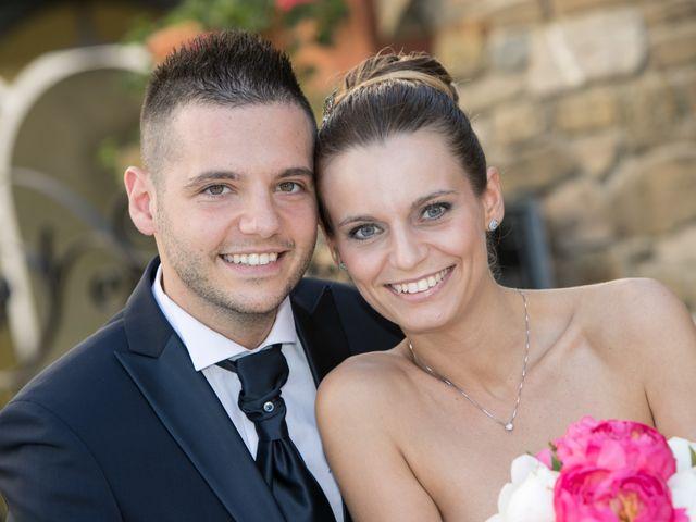 Il matrimonio di Daniele e Camilla a Calco, Lecco 45