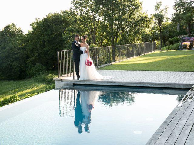 Il matrimonio di Daniele e Camilla a Calco, Lecco 46