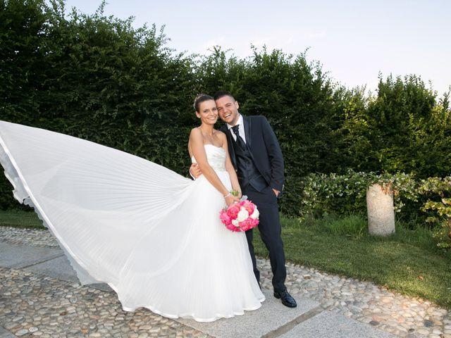 Il matrimonio di Daniele e Camilla a Calco, Lecco 51