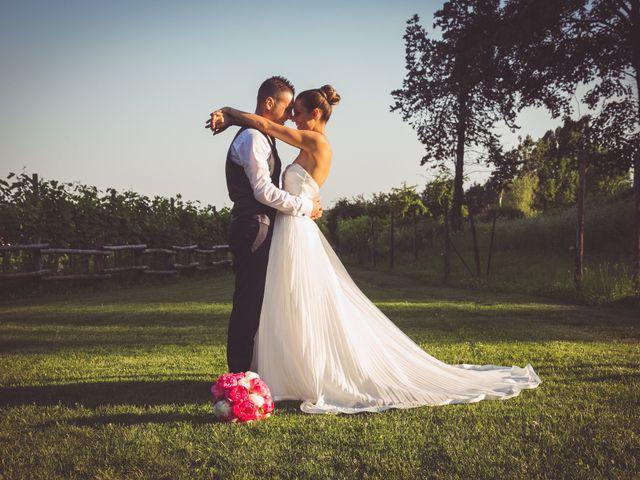 Il matrimonio di Daniele e Camilla a Calco, Lecco 54