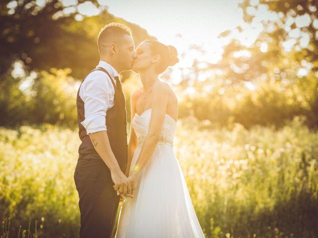 Il matrimonio di Daniele e Camilla a Calco, Lecco 56