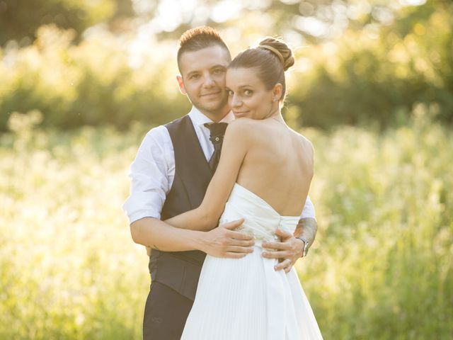 Il matrimonio di Daniele e Camilla a Calco, Lecco 57
