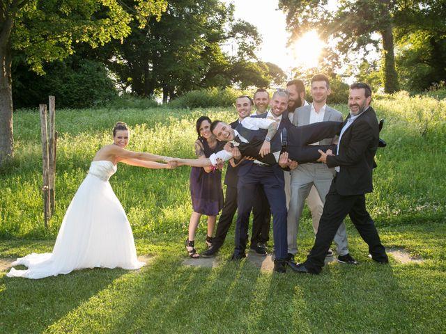 Il matrimonio di Daniele e Camilla a Calco, Lecco 58