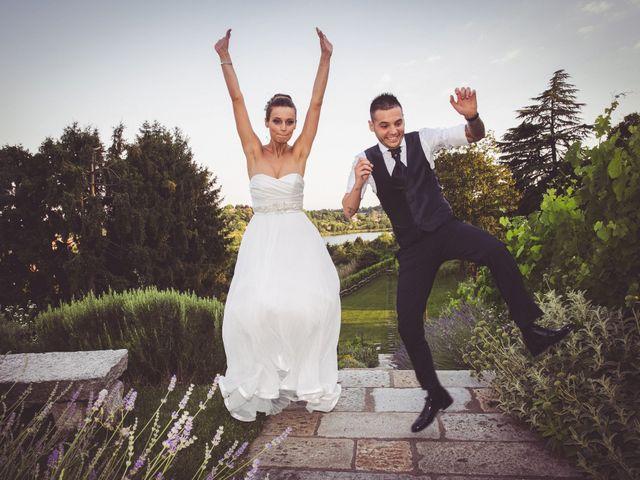 Il matrimonio di Daniele e Camilla a Calco, Lecco 61