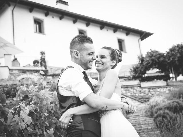 Il matrimonio di Daniele e Camilla a Calco, Lecco 62