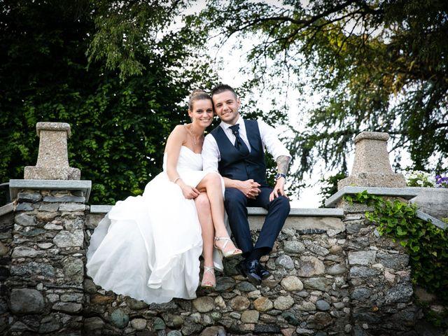 Il matrimonio di Daniele e Camilla a Calco, Lecco 64