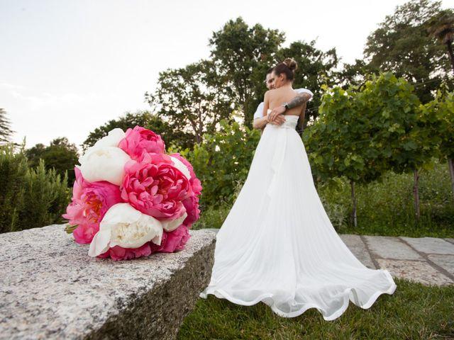 Il matrimonio di Daniele e Camilla a Calco, Lecco 66