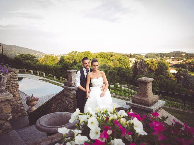 Il matrimonio di Daniele e Camilla a Calco, Lecco 67