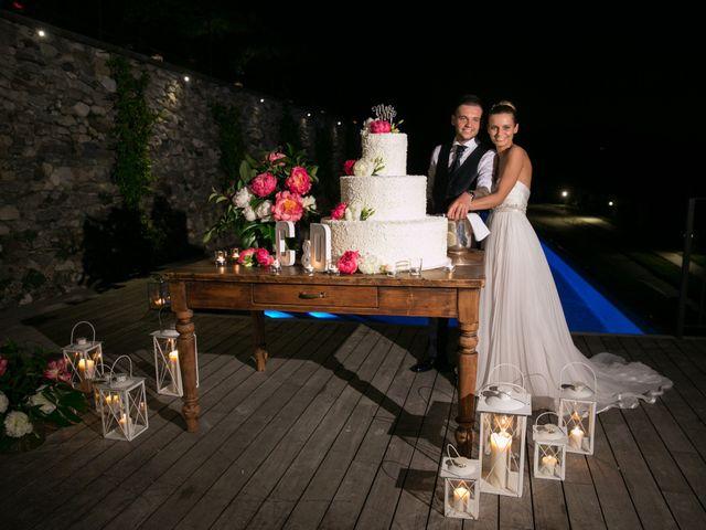 Il matrimonio di Daniele e Camilla a Calco, Lecco 77