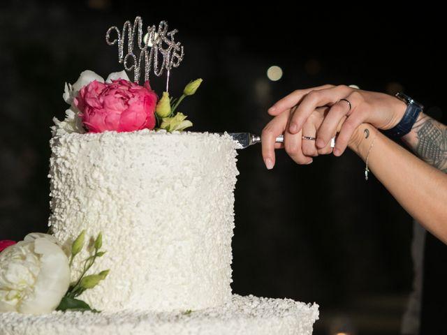 Il matrimonio di Daniele e Camilla a Calco, Lecco 78