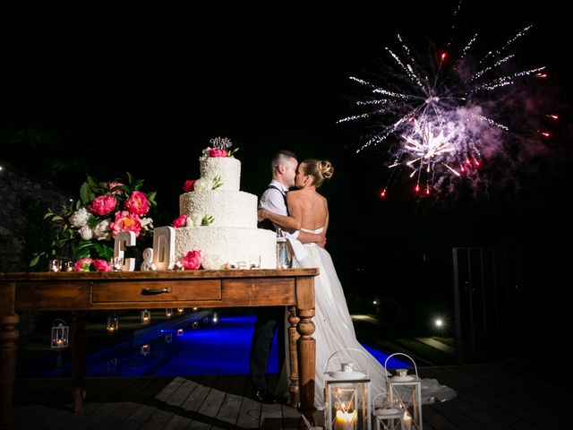 Il matrimonio di Daniele e Camilla a Calco, Lecco 79