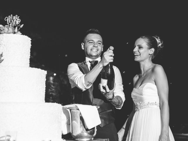 Il matrimonio di Daniele e Camilla a Calco, Lecco 82
