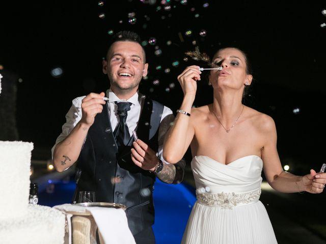 Il matrimonio di Daniele e Camilla a Calco, Lecco 83