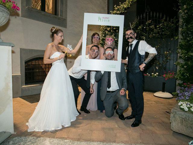 Il matrimonio di Daniele e Camilla a Calco, Lecco 86