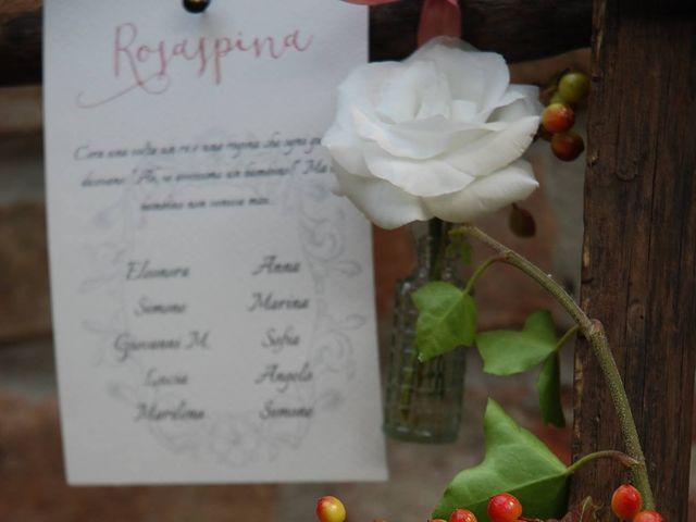 Il matrimonio di Barkissa e Rolando a Besenzone, Piacenza 5