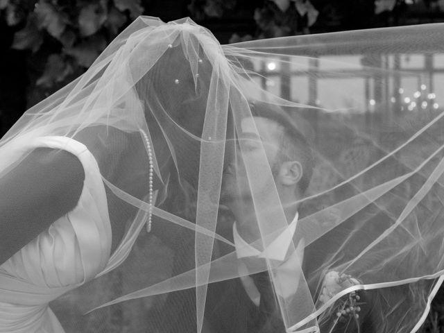 Il matrimonio di Barkissa e Rolando a Besenzone, Piacenza 13