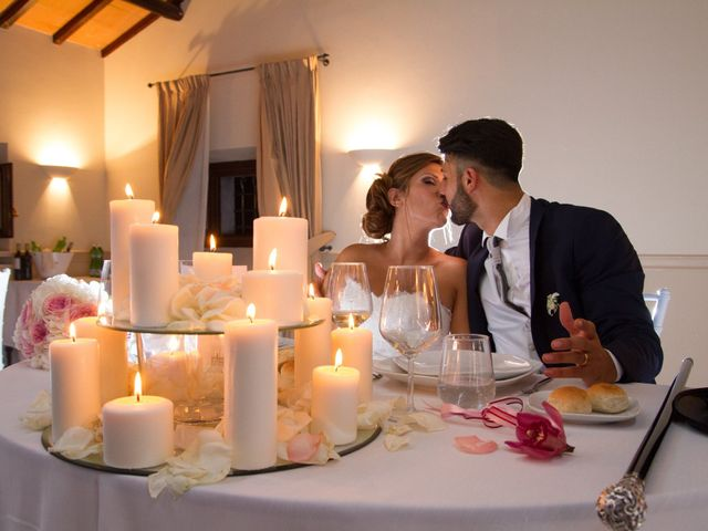 le nozze di Emanuela e Juri
