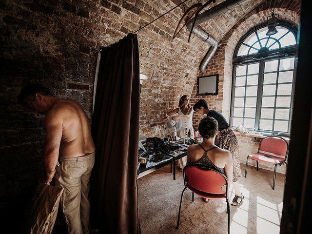 Il matrimonio di Antony e Martina a Firenze, Firenze 10