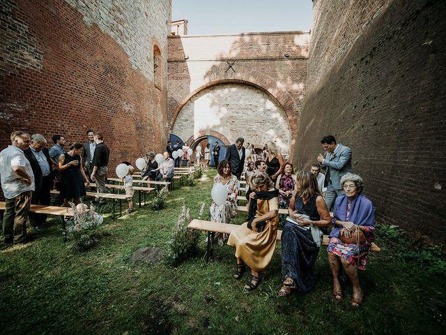 Il matrimonio di Antony e Martina a Firenze, Firenze 37