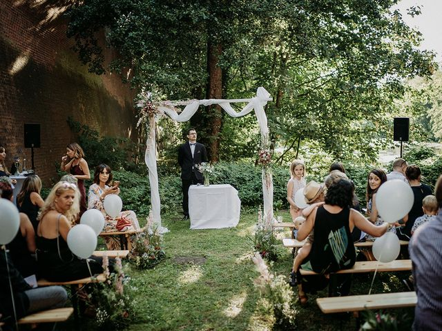 Il matrimonio di Antony e Martina a Firenze, Firenze 39