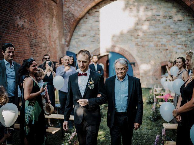 Il matrimonio di Antony e Martina a Firenze, Firenze 41