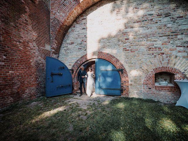 Il matrimonio di Antony e Martina a Firenze, Firenze 44