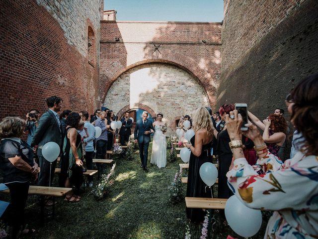 Il matrimonio di Antony e Martina a Firenze, Firenze 45