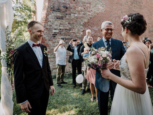 Il matrimonio di Antony e Martina a Firenze, Firenze 47