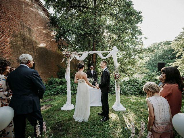 Il matrimonio di Antony e Martina a Firenze, Firenze 53
