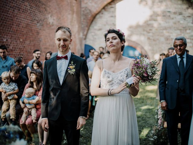 Il matrimonio di Antony e Martina a Firenze, Firenze 54