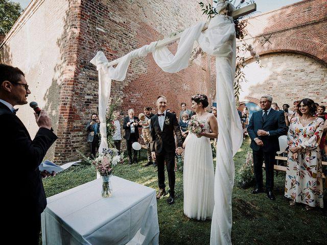 Il matrimonio di Antony e Martina a Firenze, Firenze 55