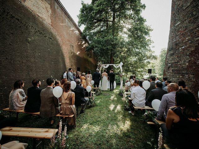 Il matrimonio di Antony e Martina a Firenze, Firenze 57