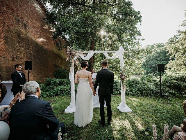 Il matrimonio di Antony e Martina a Firenze, Firenze 61