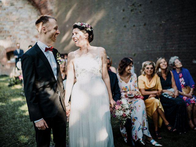 Il matrimonio di Antony e Martina a Firenze, Firenze 69