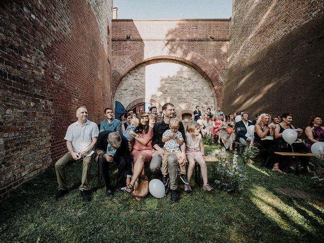 Il matrimonio di Antony e Martina a Firenze, Firenze 70