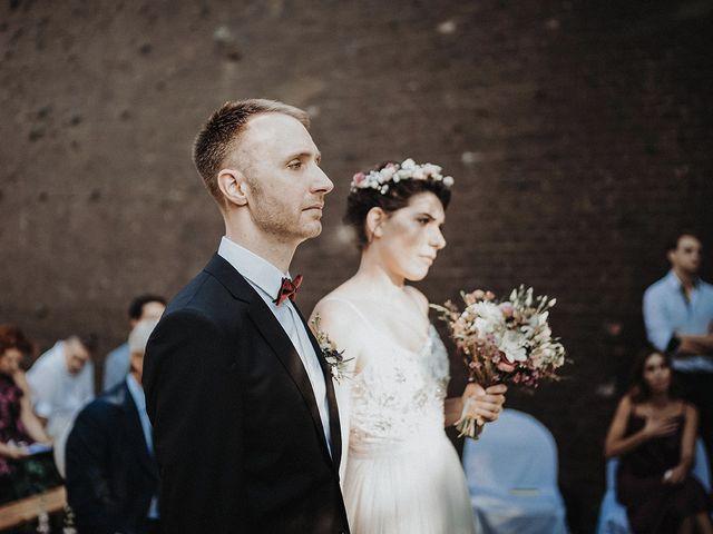 Il matrimonio di Antony e Martina a Firenze, Firenze 74