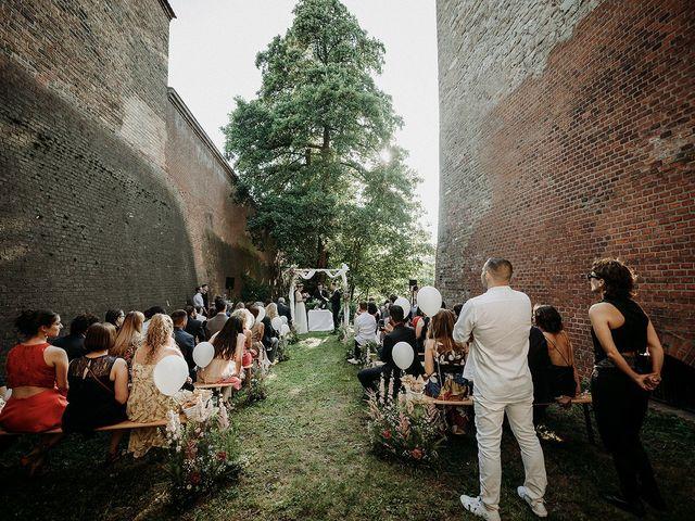 Il matrimonio di Antony e Martina a Firenze, Firenze 78