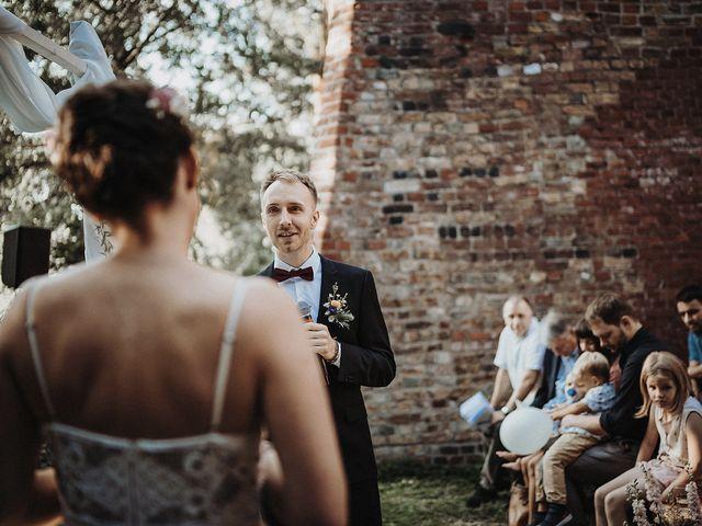 Il matrimonio di Antony e Martina a Firenze, Firenze 81