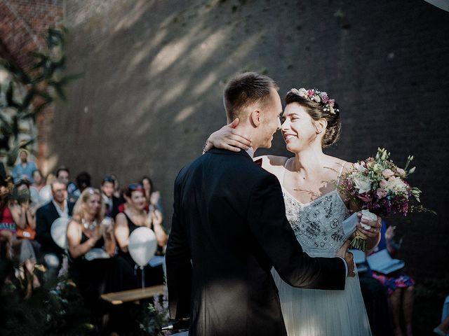 Il matrimonio di Antony e Martina a Firenze, Firenze 82