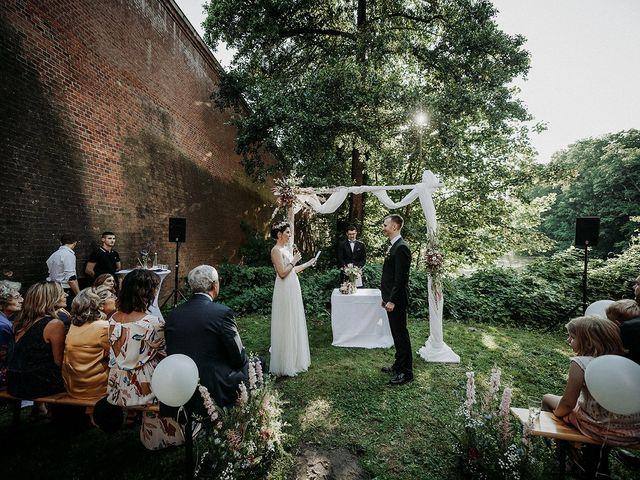 Il matrimonio di Antony e Martina a Firenze, Firenze 83