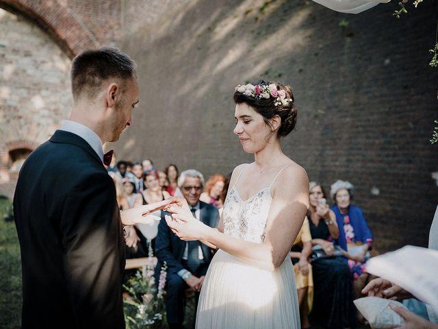 Il matrimonio di Antony e Martina a Firenze, Firenze 88