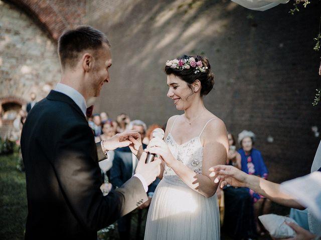 Il matrimonio di Antony e Martina a Firenze, Firenze 89