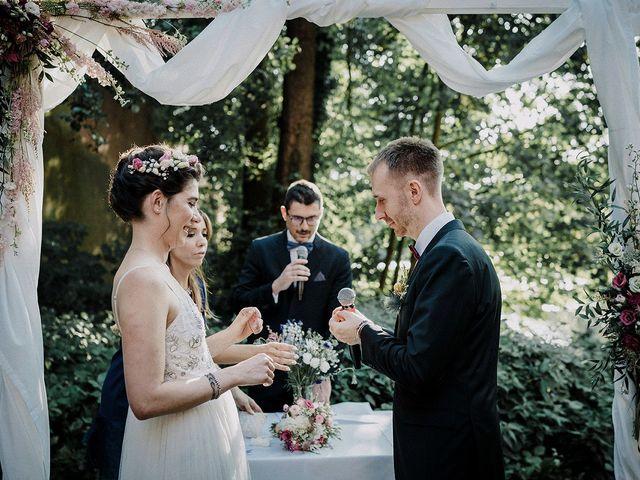 Il matrimonio di Antony e Martina a Firenze, Firenze 90