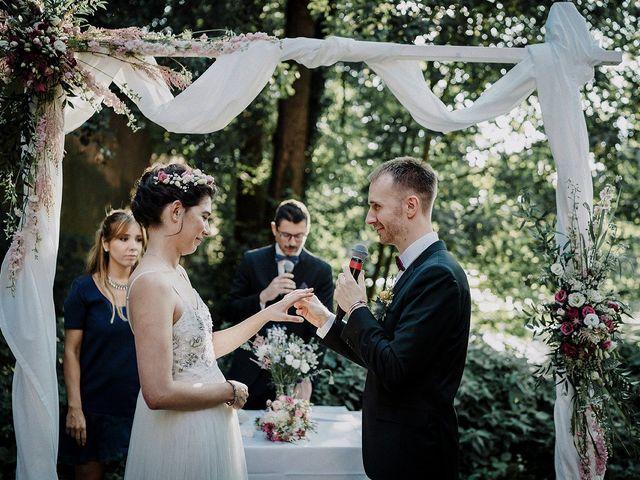 Il matrimonio di Antony e Martina a Firenze, Firenze 91