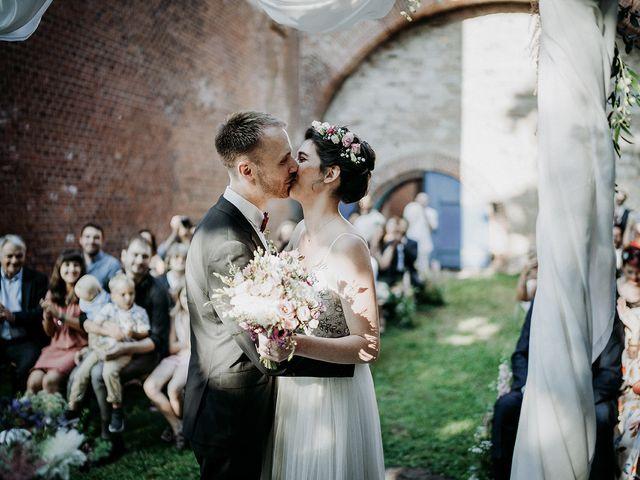 Il matrimonio di Antony e Martina a Firenze, Firenze 93