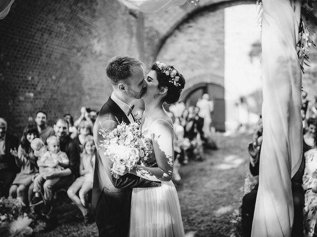 Il matrimonio di Antony e Martina a Firenze, Firenze 94