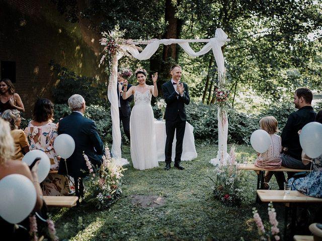 Il matrimonio di Antony e Martina a Firenze, Firenze 95