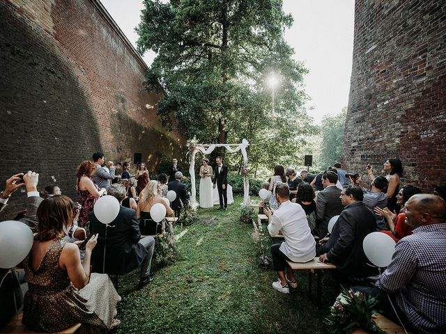 Il matrimonio di Antony e Martina a Firenze, Firenze 97