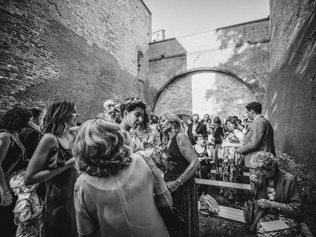 Il matrimonio di Antony e Martina a Firenze, Firenze 101